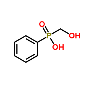 Hydroxymethyl phenylphosphinic acid 61451-78-3