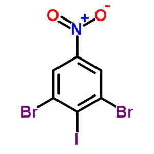 1,3-dibromo-2-iodo-5-nitrobenzene