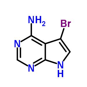 5-bromo-7H-pyrrolo[2,3-d]pyrimidin-4-amine