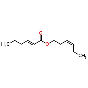 (3Z)-hex-3-en-1-yl (2E)-hex-2-enoate