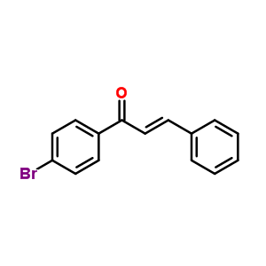(2E)-1-(4-bromophenyl)-3-phenylprop-2-en-1-one [2403-27-2]