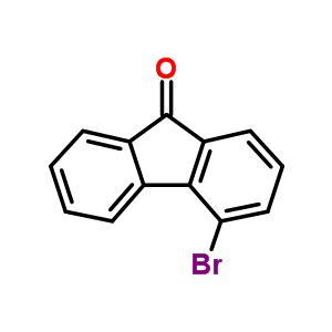4269-17-4 4-bromo-9H-fluoren-9-one