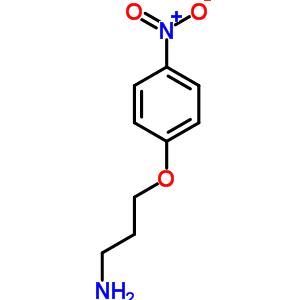 3-(4-nitrophenoxy)propan-1-amine