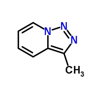 3-methyl[1,2,3]triazolo[1,5-a]pyridine