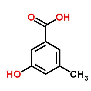 3-hydroxy-5-methylbenzoic acid