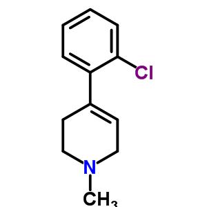 115900-05-5 4-(2-chlorophenyl)-1-methyl-1,2,3,6-tetrahydropyridine